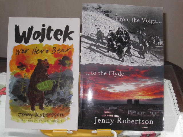 Jenny's latest books